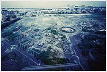 1.工事着手前(1993年8月)