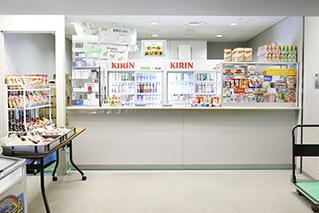 メインアリーナ売店(B2メインアリーナ通路)