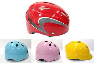 ヘルメット:貸出無料