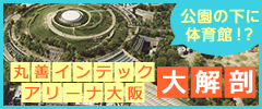 大阪市中央体育館 大解剖