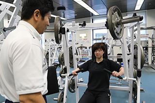 運動強度の設定