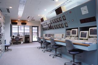 放送操作室